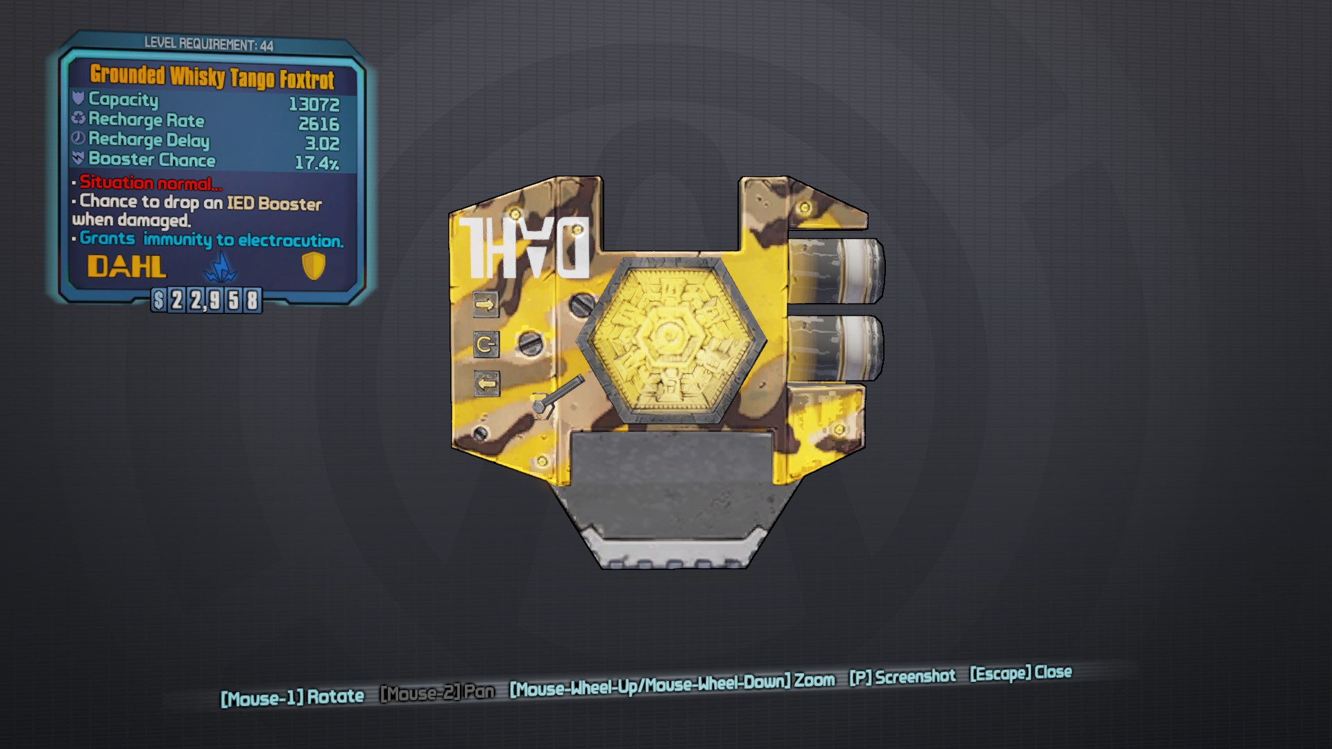 Borderlands 2 Grounded Black Hole - Pics about space