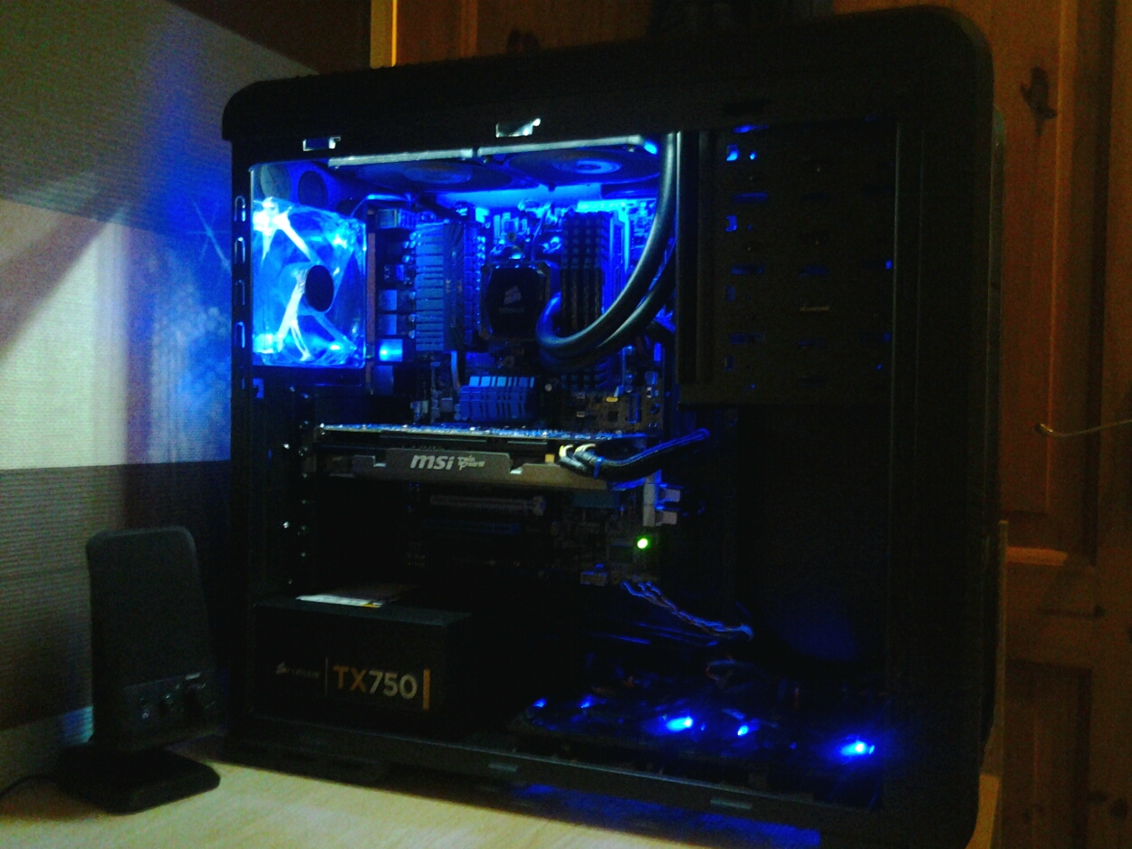 so what are my plans my plans are to rebuild my pc and redo all all my ...