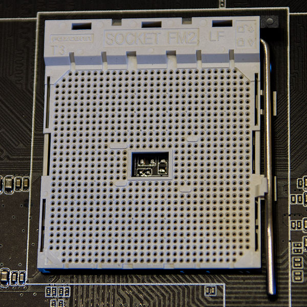 File source: http://commons.wikimedia.org/wiki/File:AMD_FM1_CPU_socket_-_closed-top.jpg