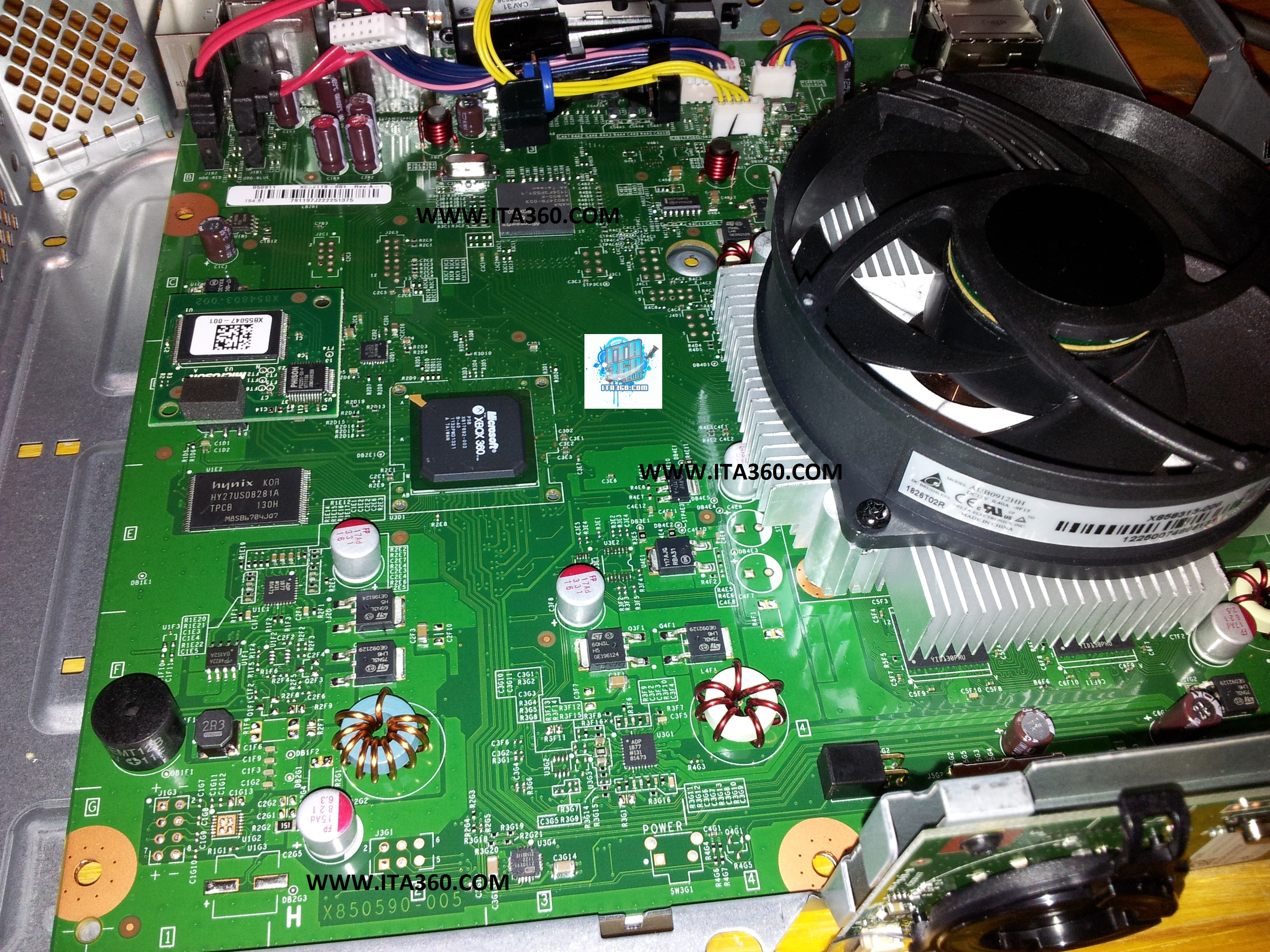 Eurogamer]Xbox ONE: Specs Analysis *First Internal Images