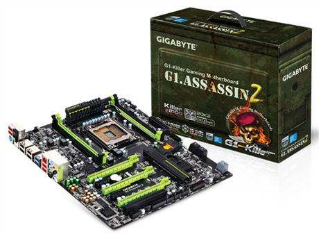Gigabyte G1.ASSASSIN2 LGA 2011