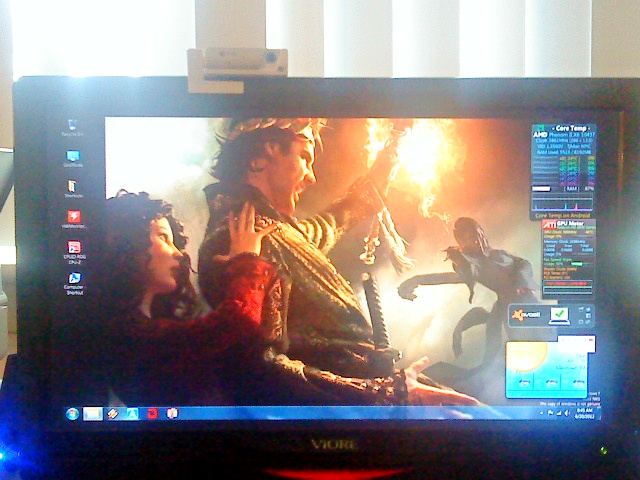 my hdtv as a monitor