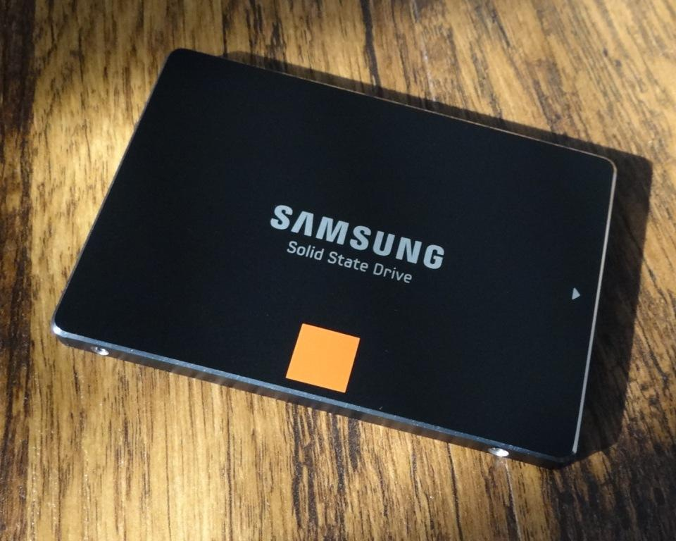 Samsung 840 Series 120GB SSD
