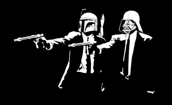 cool star wars art darth vader boba fett pulp fiction[4].jpg