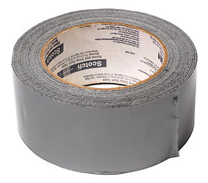 File source: http://commons.wikimedia.org/wiki/File:Duct-tape.jpg
