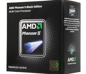 AMD Phenom II X4 960T Zosma 3.0GHz Socket AM3 95W Quad-Core Desktop Processor HD96ZTWFGRBOX