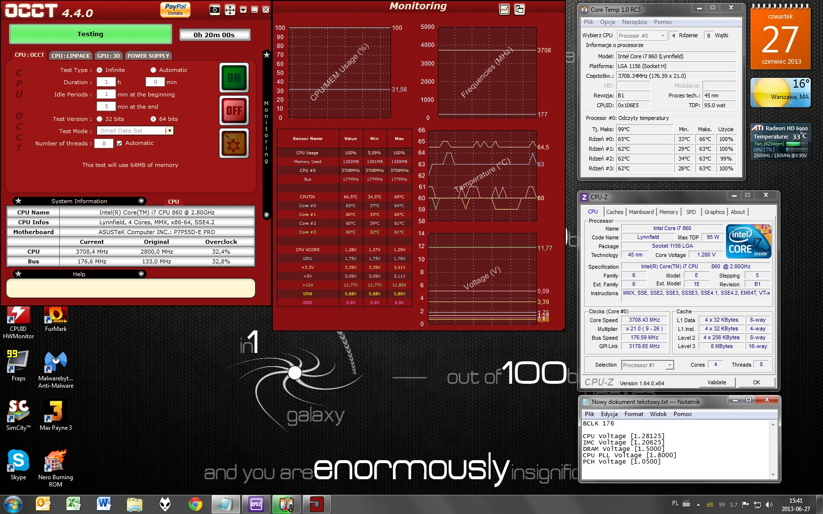 Overclock net - An Overclocking Community - View Single Post - i7