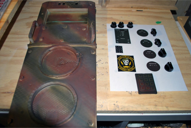 Dials and decals