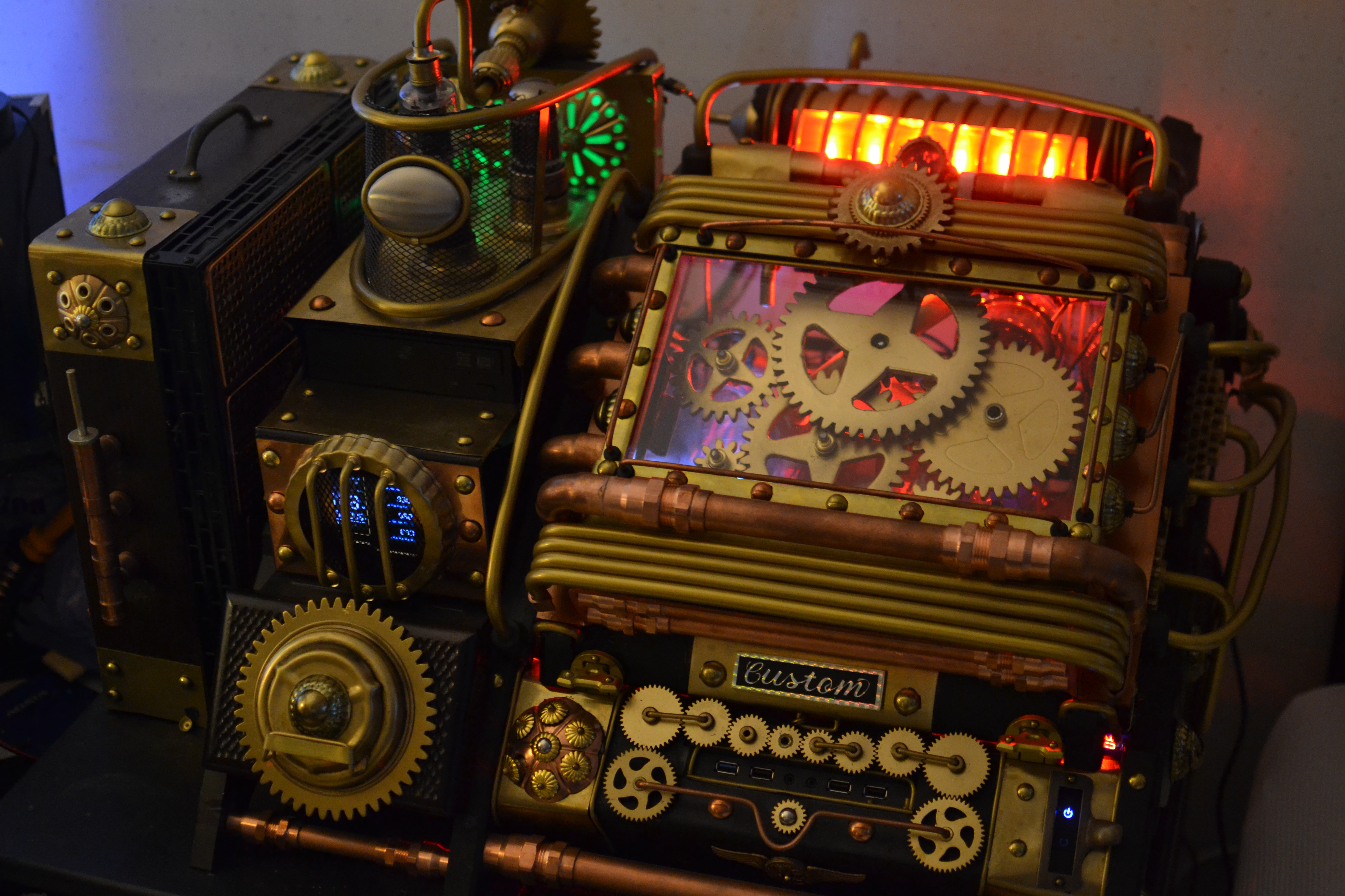 The Steampunk PC