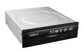 LiteOn Blu-Ray Burner