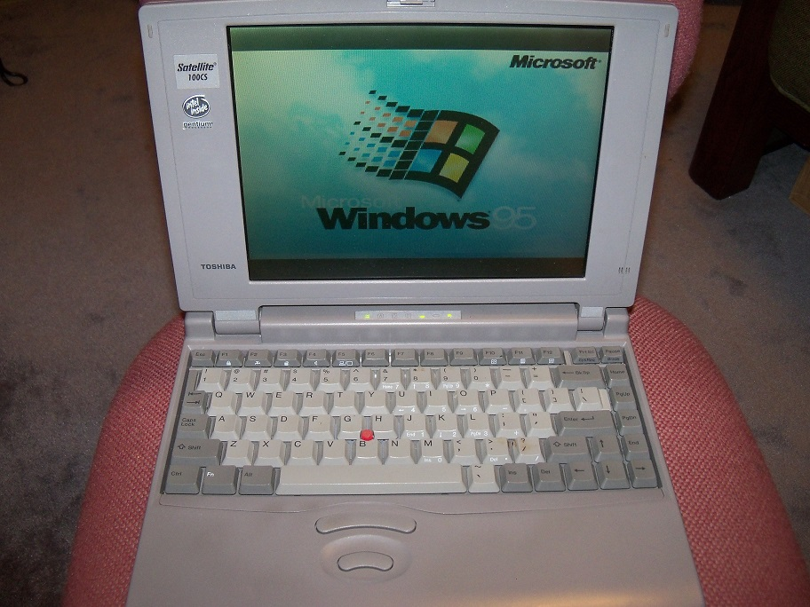 old lappy