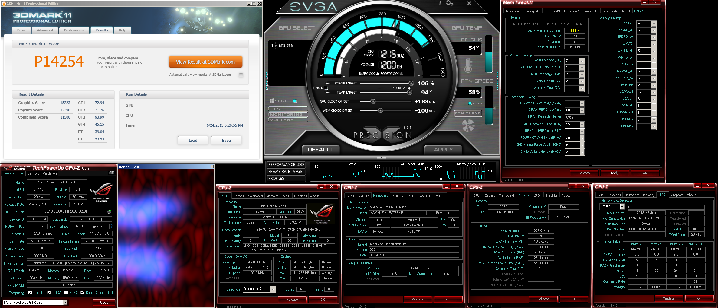 Fully Stable Haswell 4.5ghz 2133 C7 Uncore 4.4ghz.png