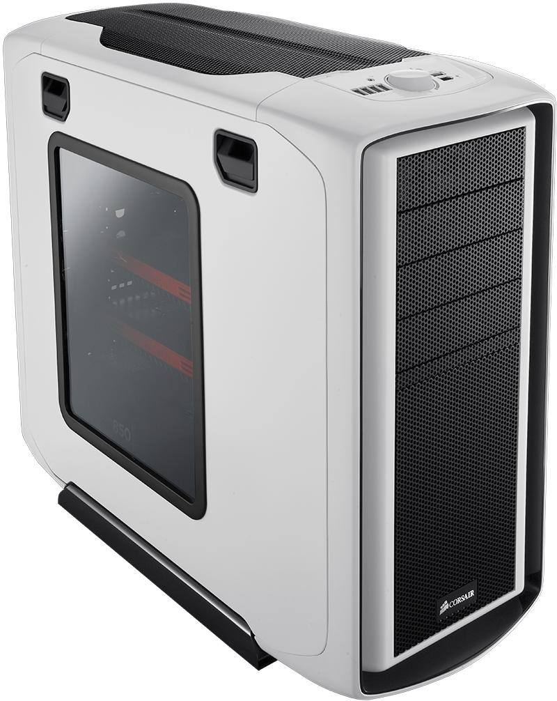 Corsair 600T Special Edition White Graphite Series
