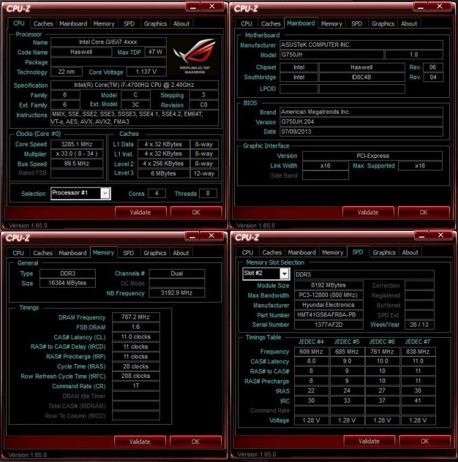 Vrz C Asus Rog G750jh Gaming Laptop Review Gtx 780m Overclock