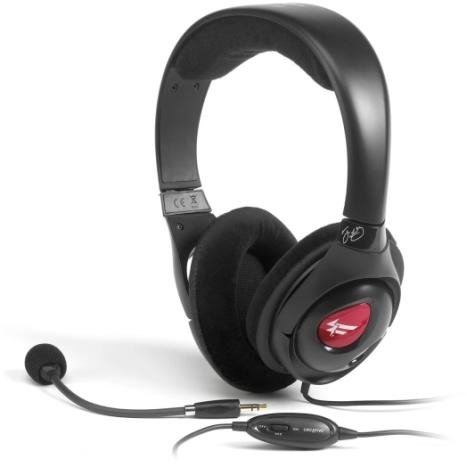 Creative Fatal1ty Gaming Headset (mic off)