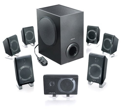 Creative Technology Inspire T7900 7.1 Surround Speakers