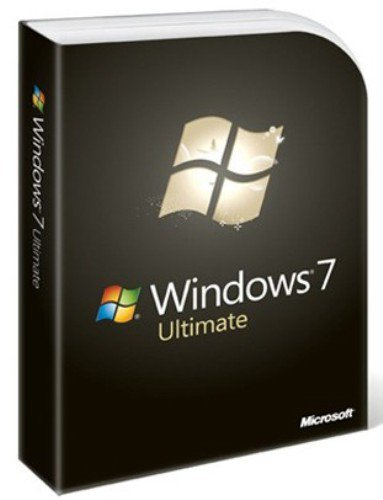 Windows 7 ultimate 32 & 64 Bit Edition
