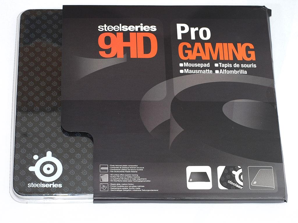SteelSeries 9HD Mouse Gaming