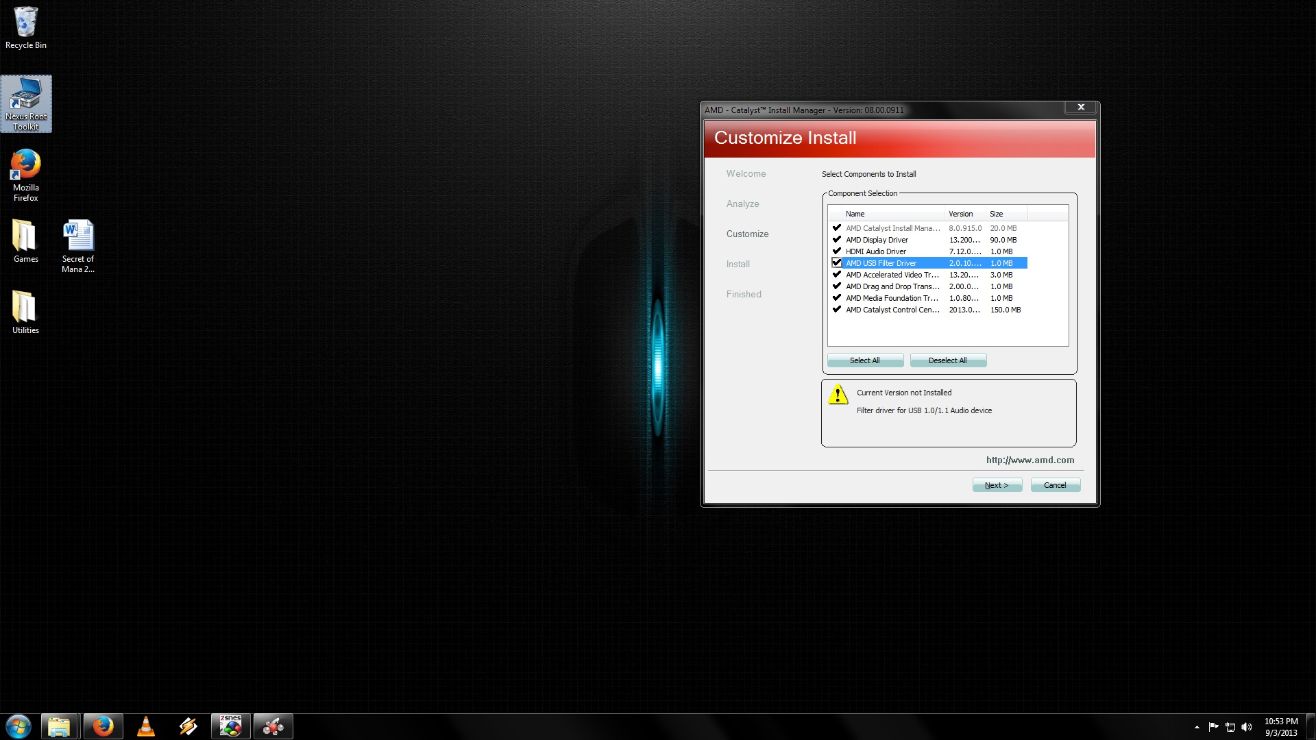 Do I need AMD's Chipset Drivers? - Page 2 - Overclock net
