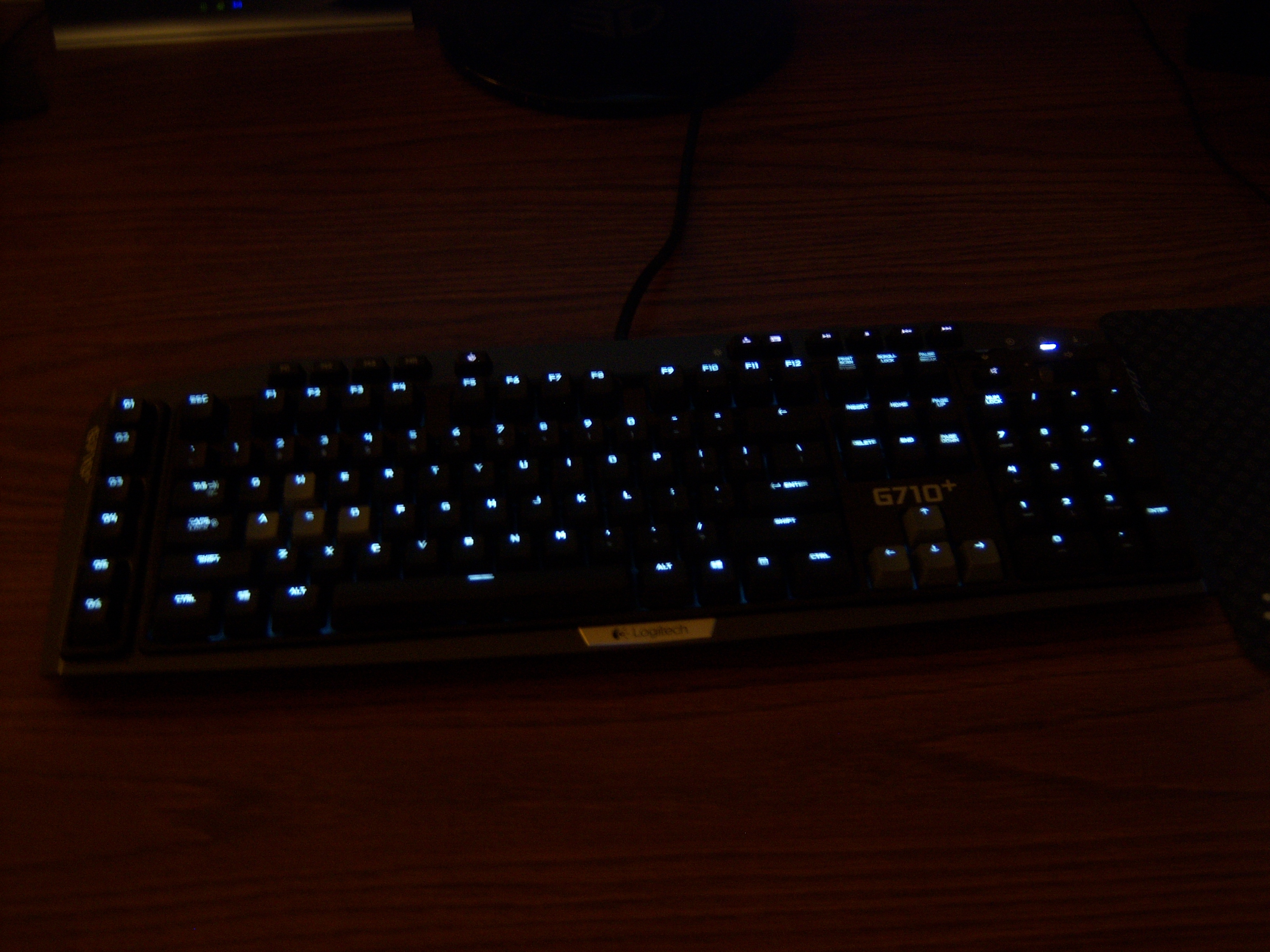 Opinions On Logitech G710 Vs Other Mechanical Keyboards Overclock Imo X6 Lucky Good Luck Which Ever You Choose