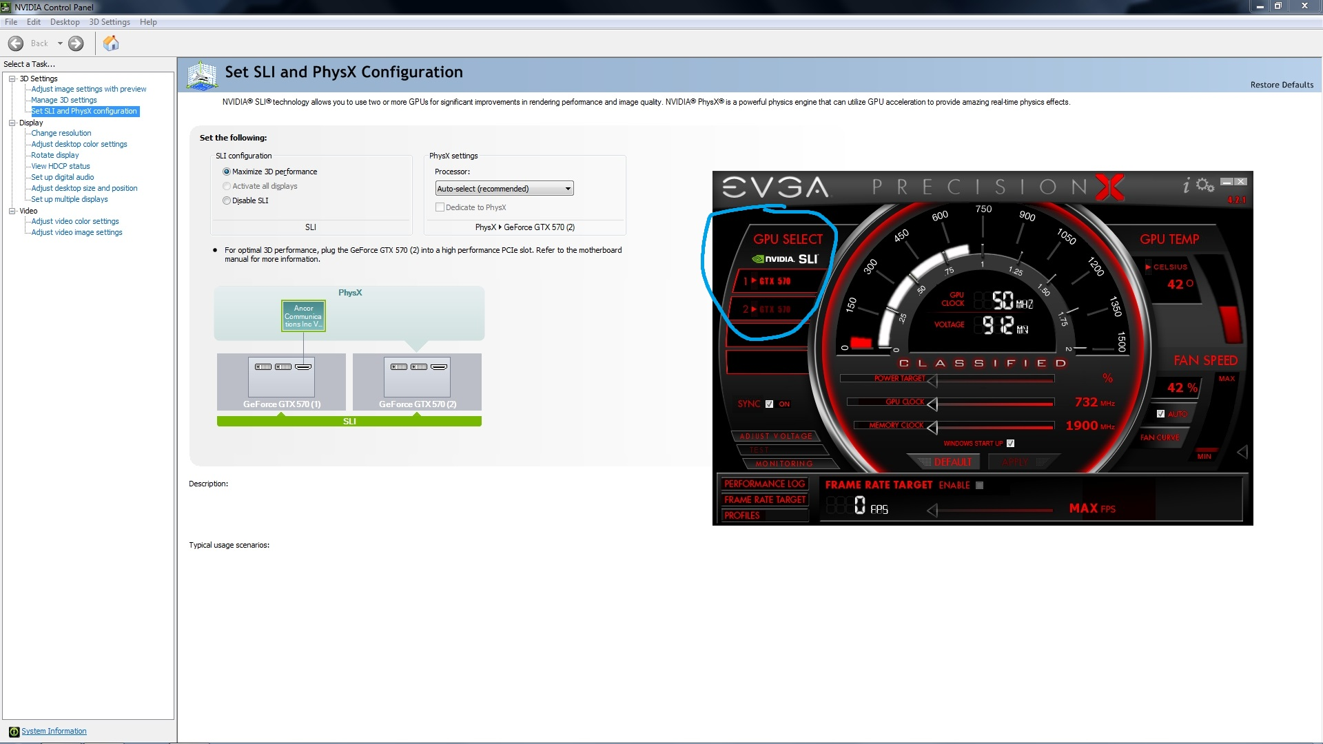 HOWTO: SLI on a non-SLI Motherboard (GTX5xx compatible 1 0 final