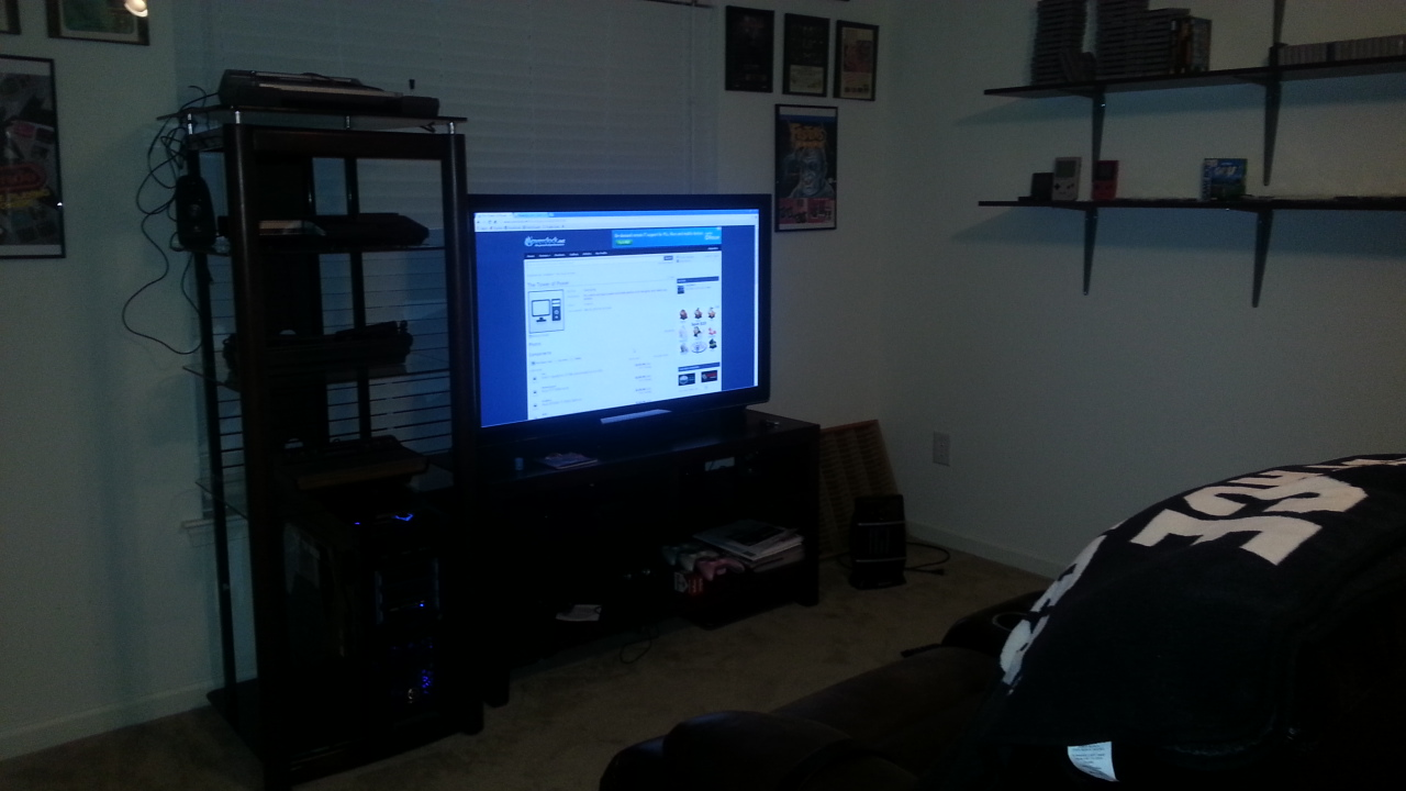 Pic of the Gameroom
