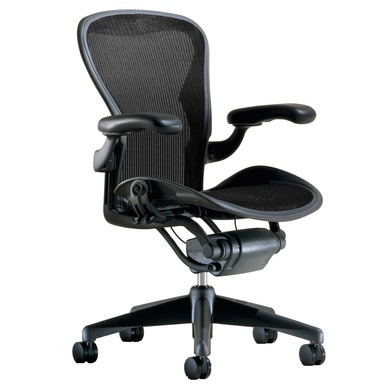 #14 Herman Miller Aeron Available Worldwide. Staring Price : $800US (loaded)