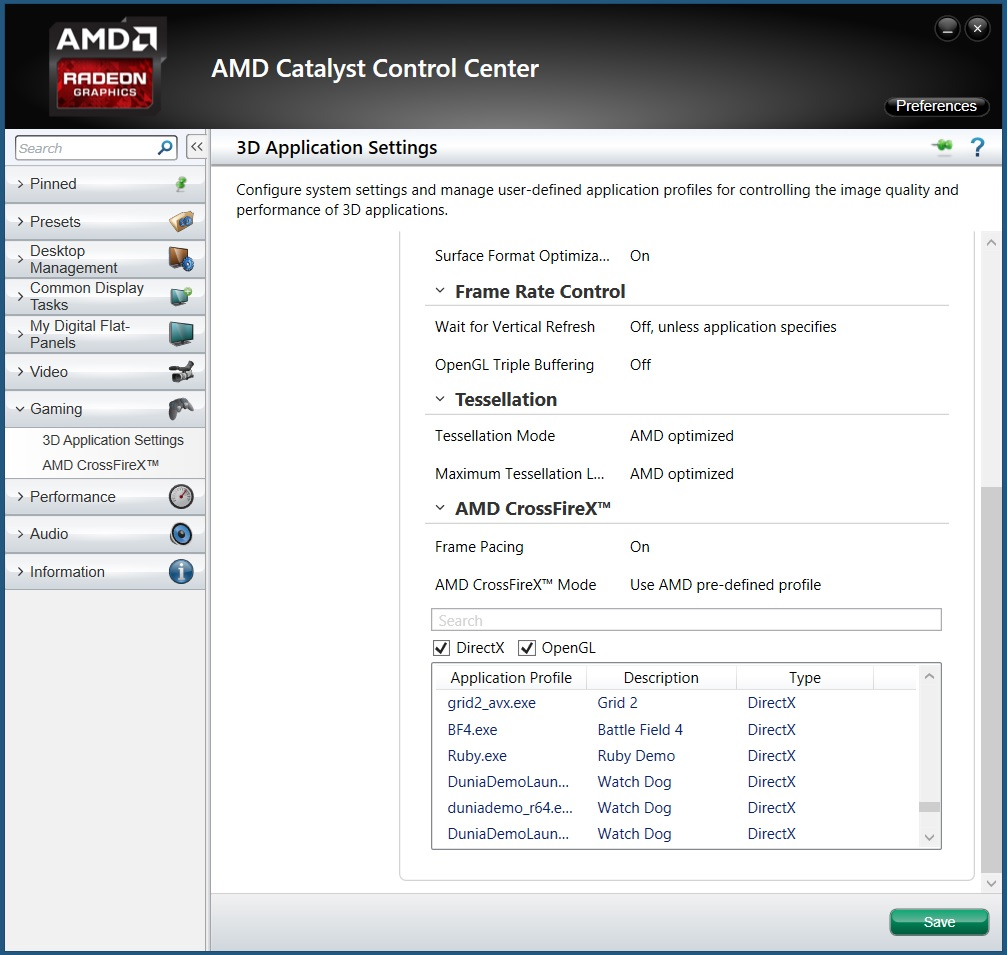 Amd releases catalyst 13. 9 drivers.