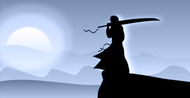 Two Hand Swordsman Sunset Cliff.png