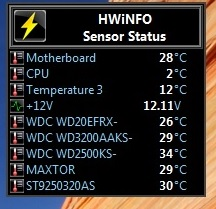 HWInfo with some info of my motherboard importent is the max cooling  rating.