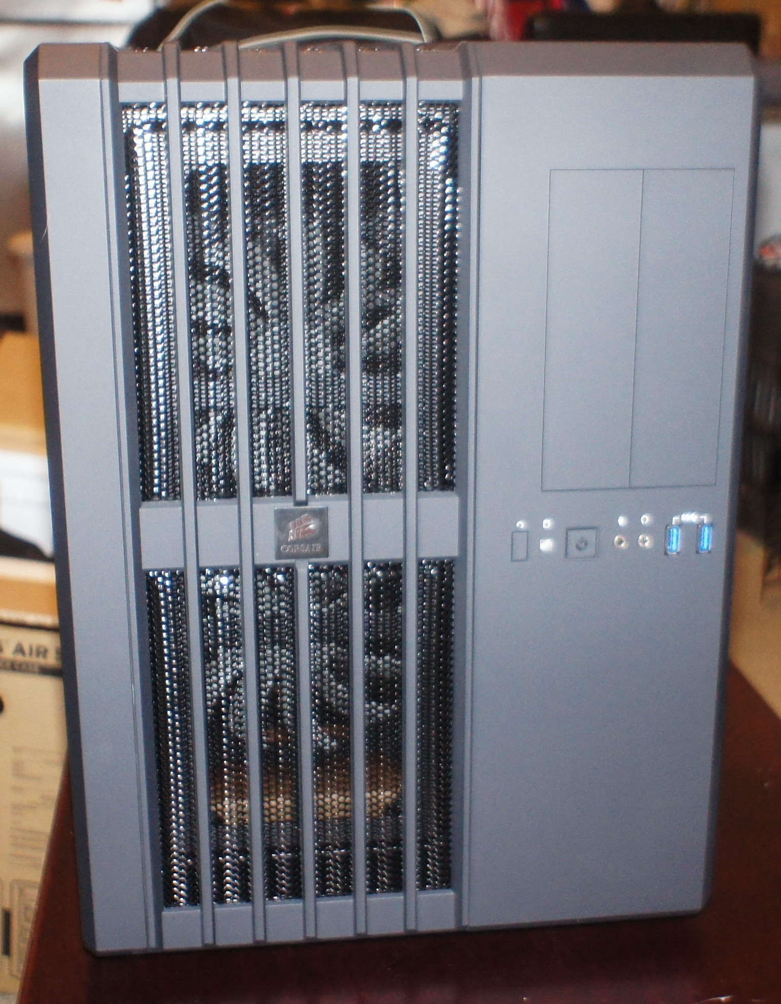 A540 Front Side