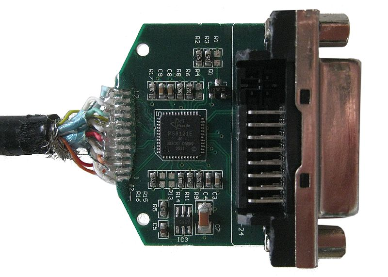 Any one have a DIY mini-dp to dvi pinout. - Overclock.net ... Hdmi To Dvi Schematic on