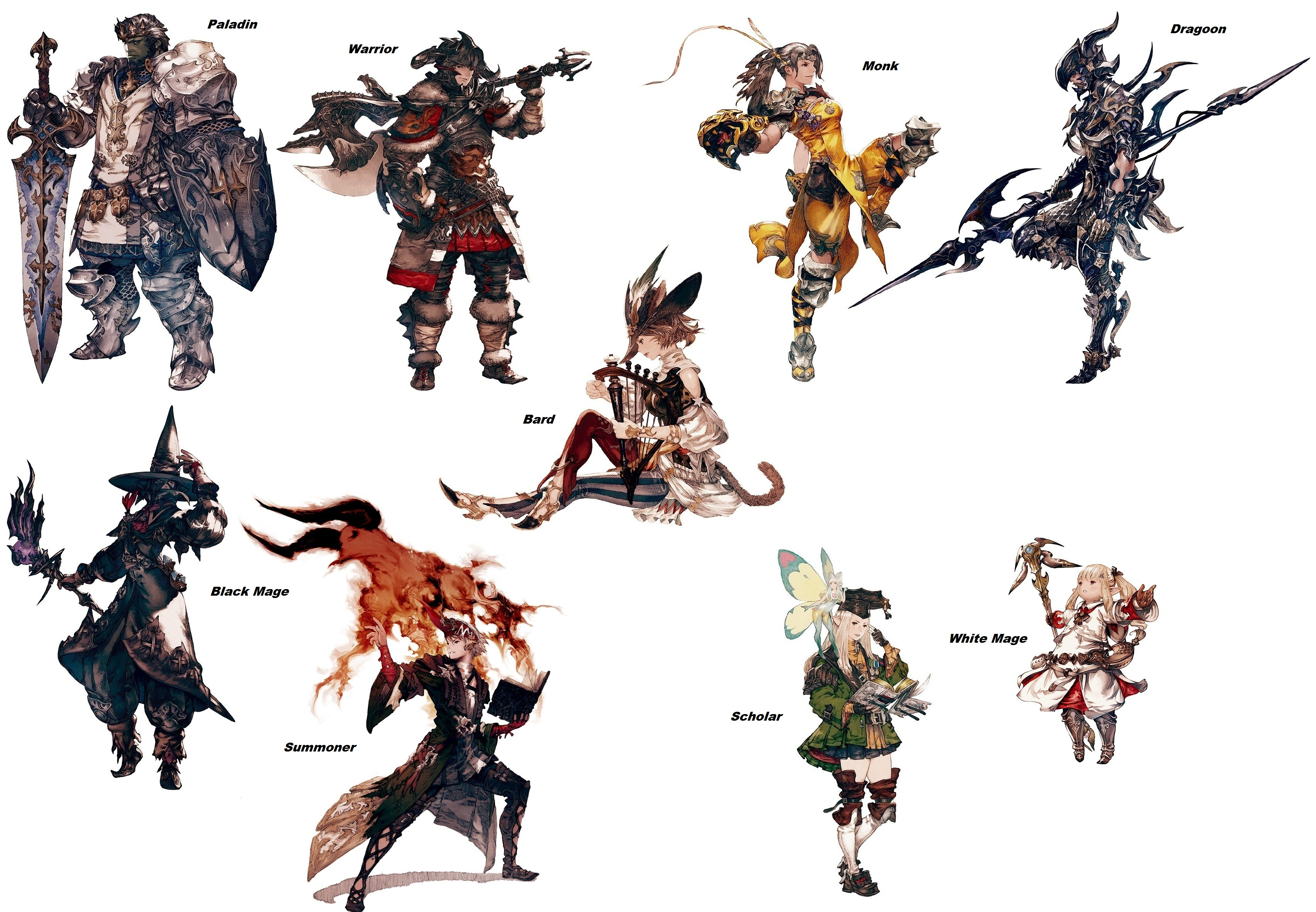 official final fantasy xiv a realm reborn information and