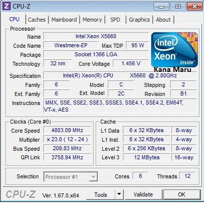 Official] - Xeon X5660-X58 Review & Discussion [and Xeon