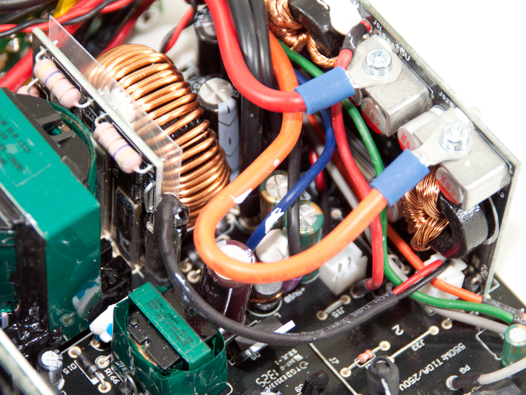 Why you might not want to buy a Corsair RM PSU - Overclock