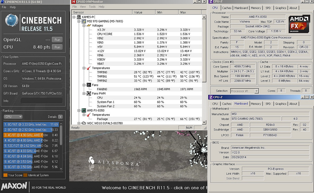 MSI 970 Gaming anyone? - Overclock net - An Overclocking