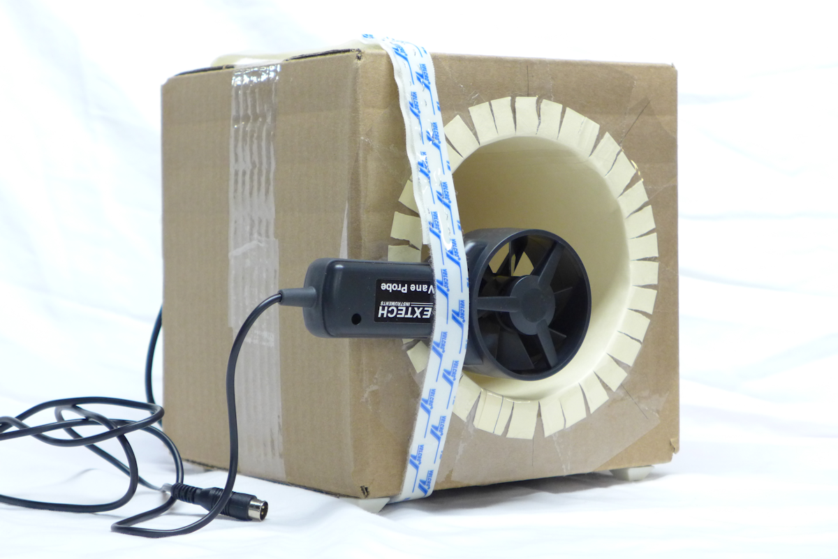 Static Pressure Blower : Static pressure airflow specs on fans are almost worthless