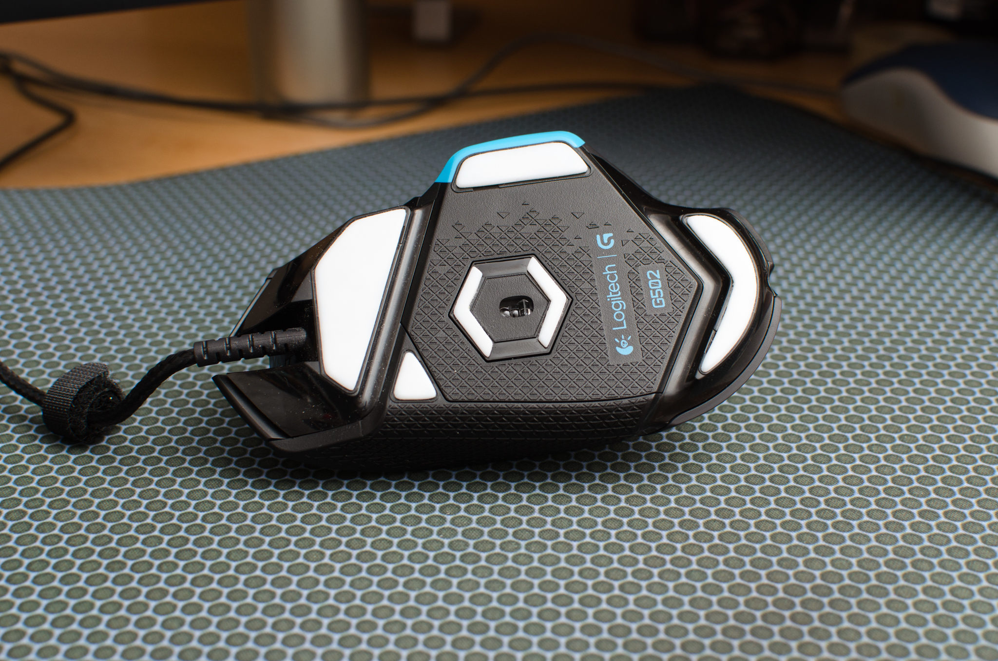 Possible change to the G502 mouse feet - Page 4 - Overclock