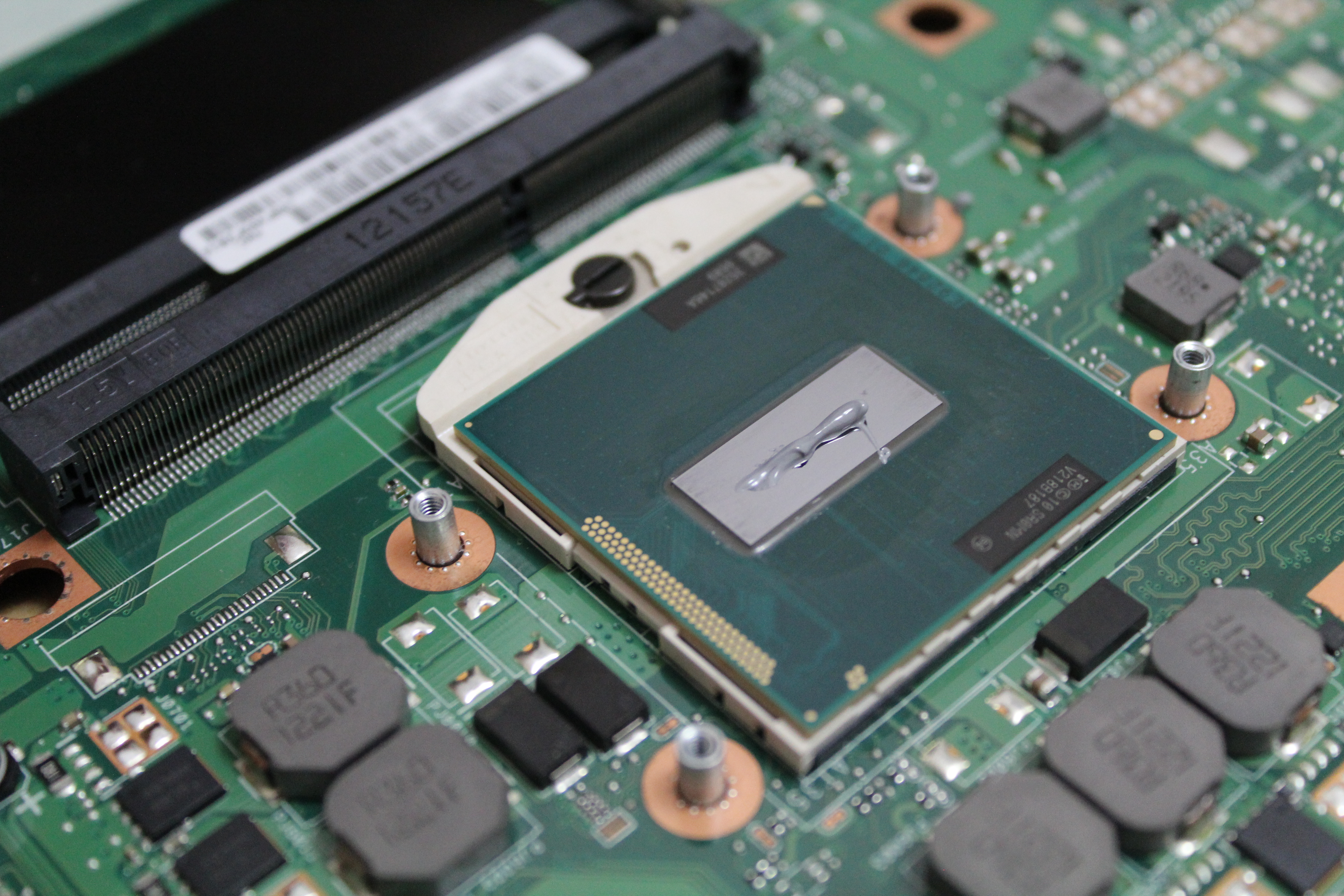 Which thermal paste to use? (Laptop, bare die) - Overclock net - An