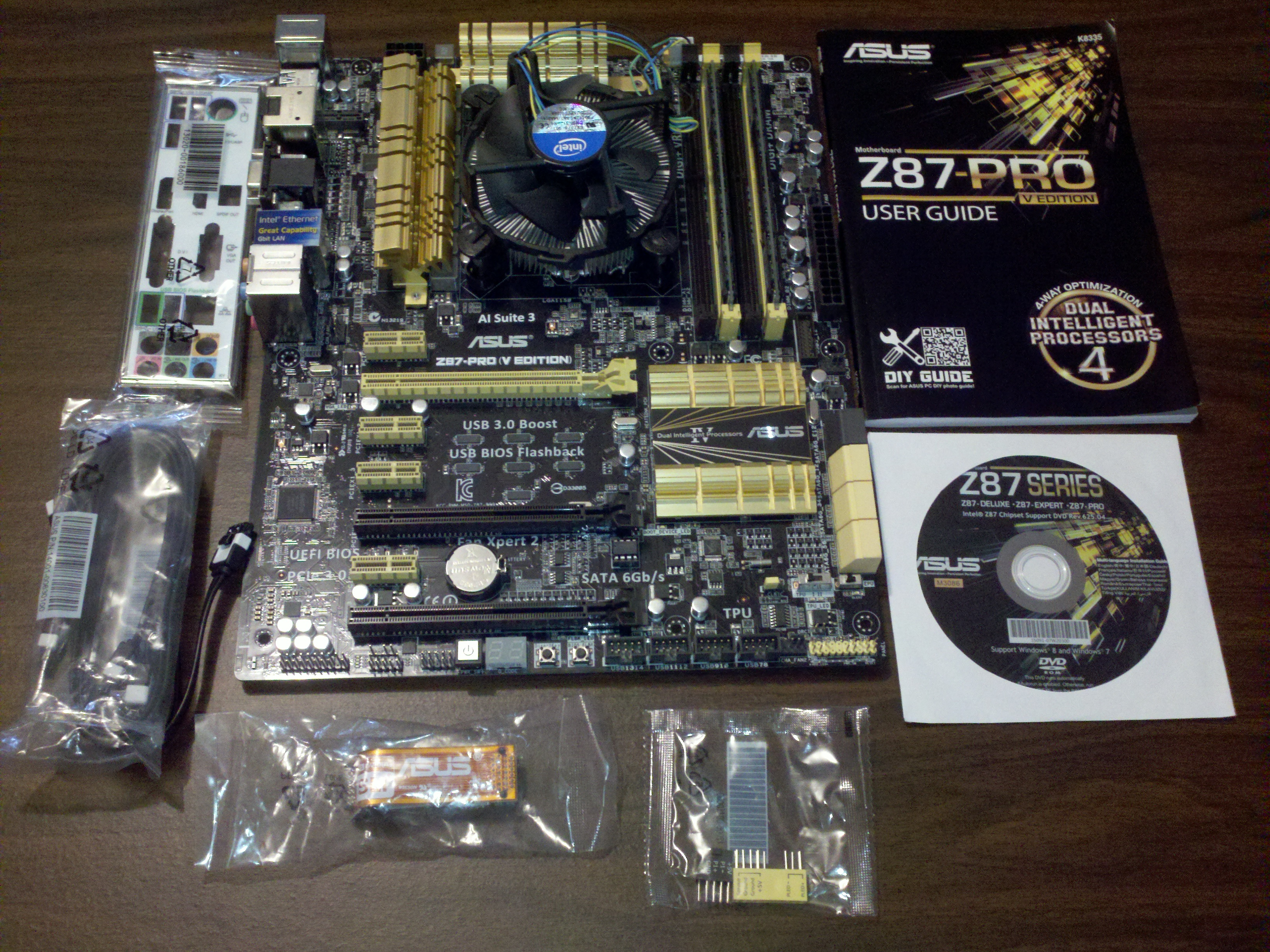 2014 Intel Haswell Build
