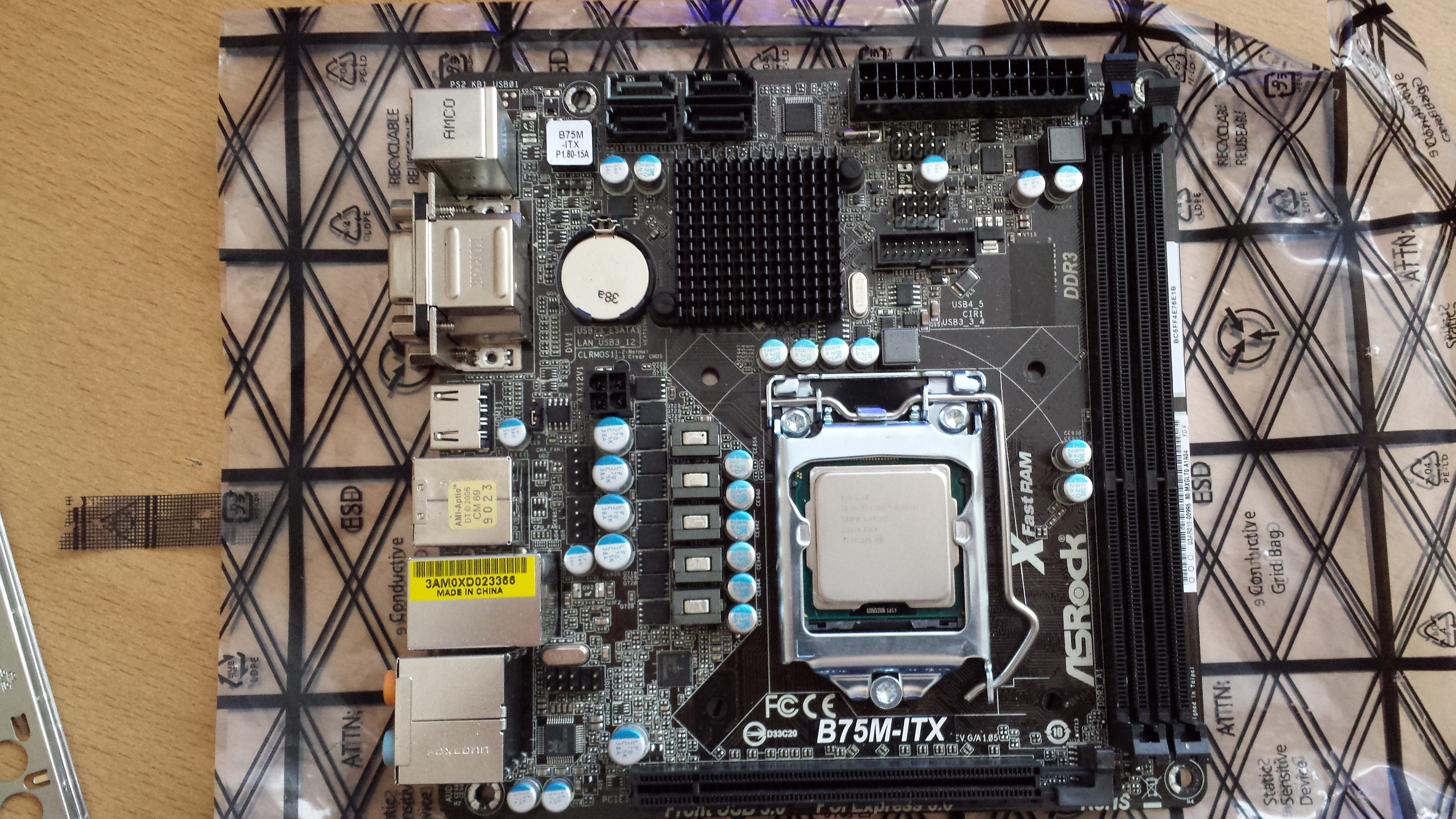Sell CPU and motherboard 140pounds + delivery more info in PM