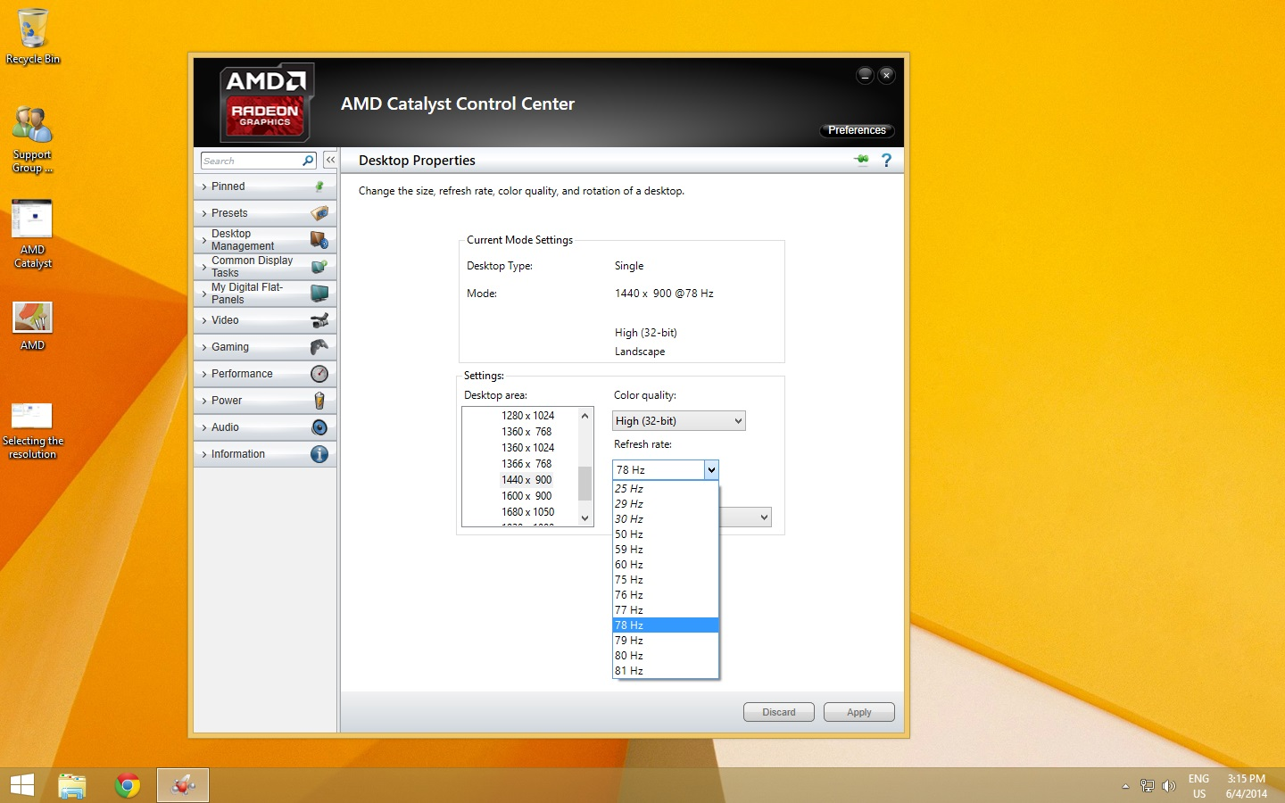 Guide] Overclocking Your Monitor - Overclock net - An