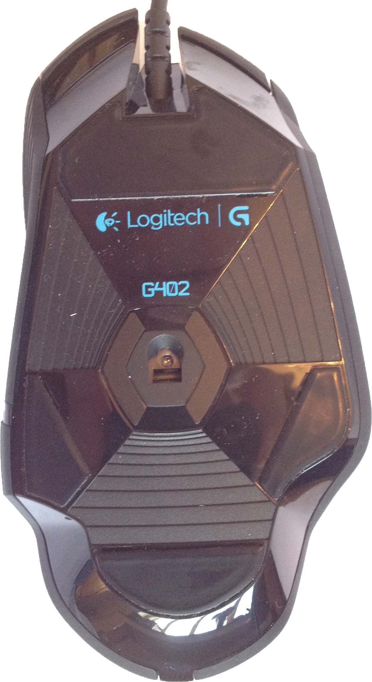 Logitech G402 Hyperion Fury Gaming Mouse review - by Ino - Overclock