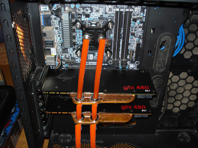 Help) with water Cooling full parallel Loop - Overclock net