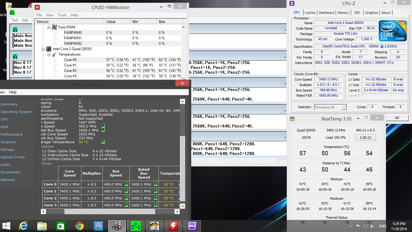 Core 2 Quad Q9550 Overclocking An Q 9550 Sup Guys I Need Your Help Thiss My Options