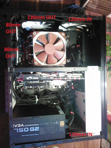 Here Are Some Pictures So You Can Get An Idea Of The Airflow