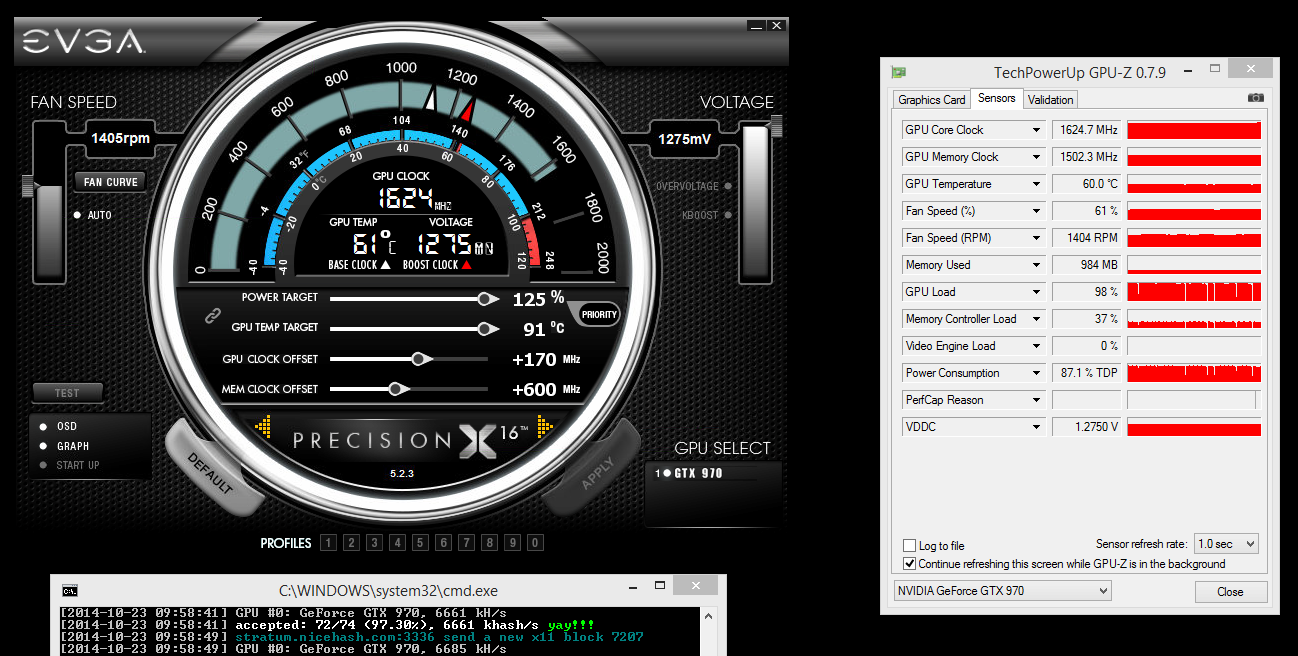 Extract and Flash GTX 970 and 980 Firmware - Zoson's H2O and AIR