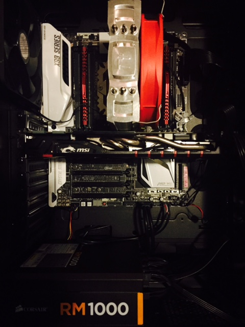 SOLVED] ASUS X99 DELUXE motherboard support - Tech Support Forum