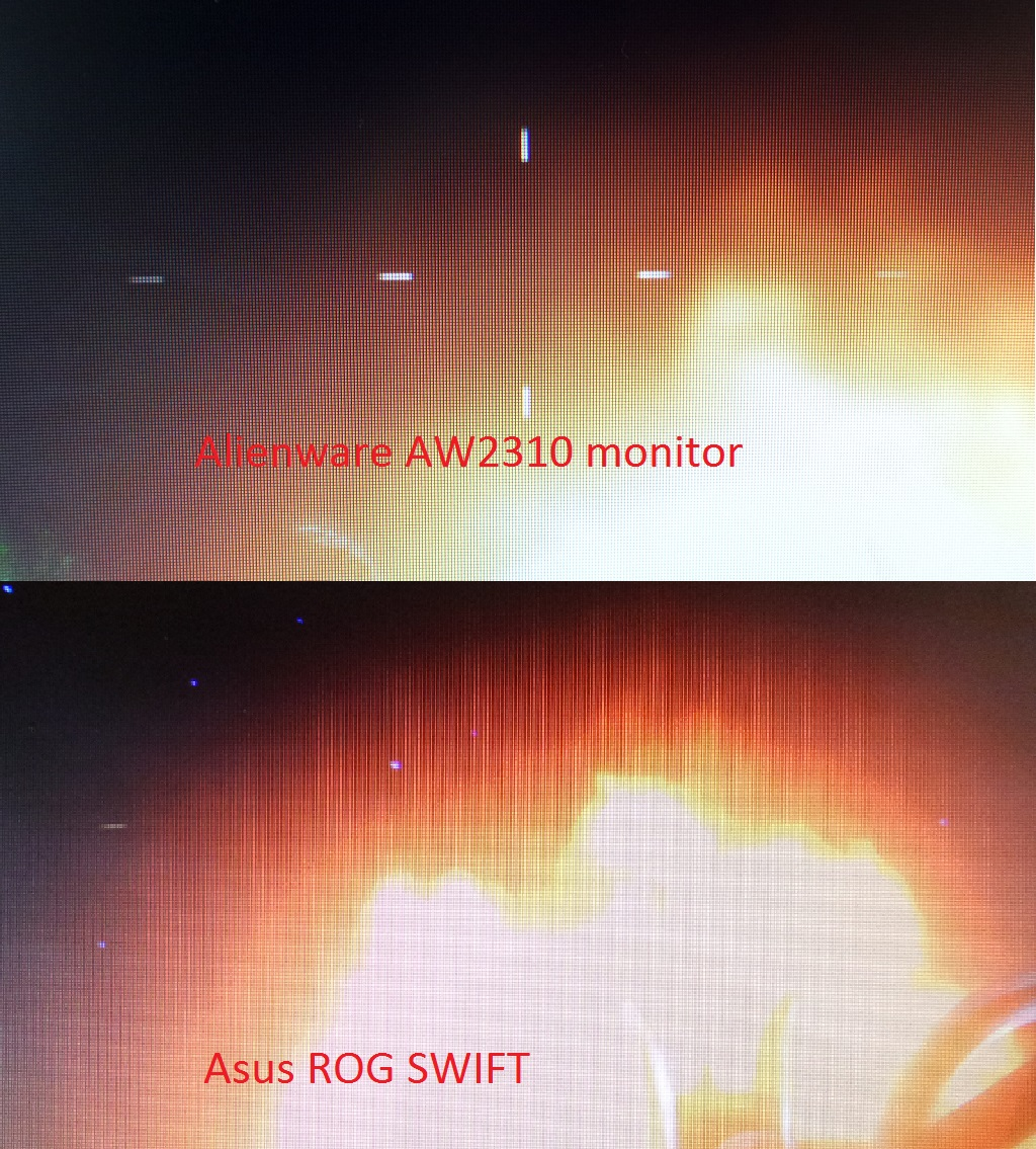GUIDE] to the problems with the ASUS ROG SWIFT - Overclock net - An