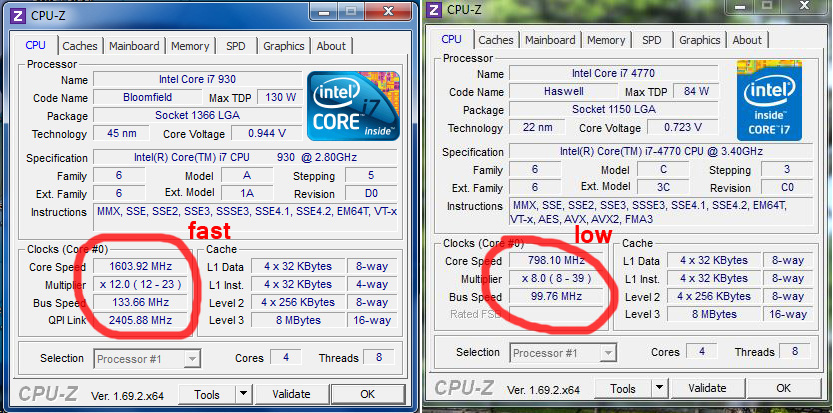 My CPU frequency and multiplier is stuck! - Overclock net
